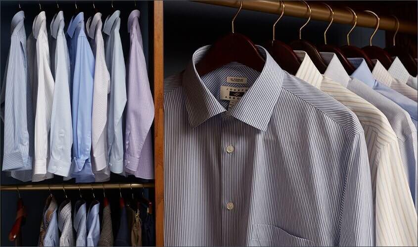 【返工衫霸佔整個衣櫃?】— 幾多套恤衫西褲先夠返工用?