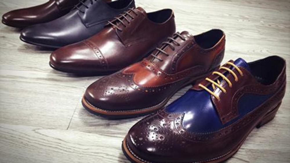 【號外】出口 真皮皮鞋 ,香港有售