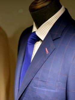 倫敦Savile Row著名的Scabal西裝