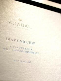 鑲上鑽石的西裝你又試過嗎?