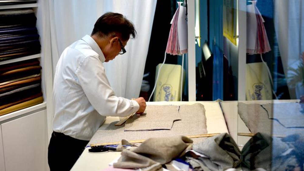 撐香港人,撐香港傳統手藝 – 裁縫業
