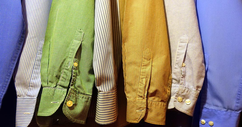 【恤衫襯衫】夏季布料 ﹑ 冬季布料的選擇