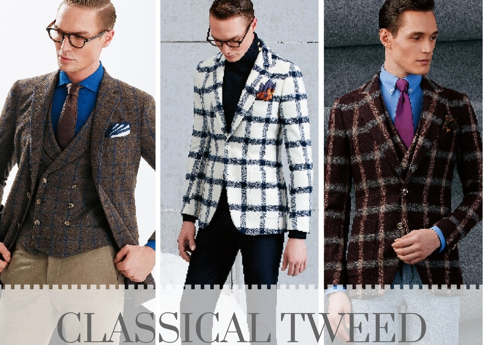 【 冬天西裝 】 冬季用甚麼布料造西裝最好?