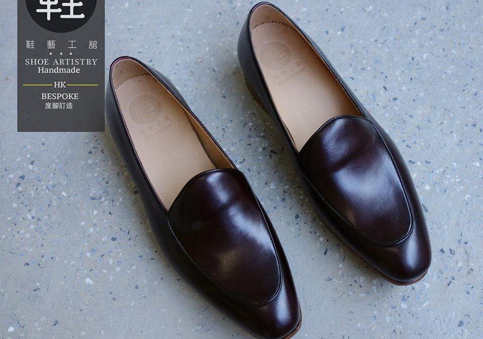 【Tailor-M獨家優惠】— 度腳訂造皮鞋兩對 即減$1000