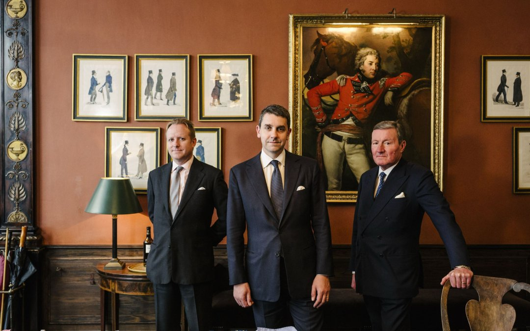 【世界巡迴】英國著名Savile Row裁縫訪港