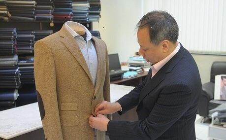 【裁縫教路】— 一套西裝橫跨冬春兩季