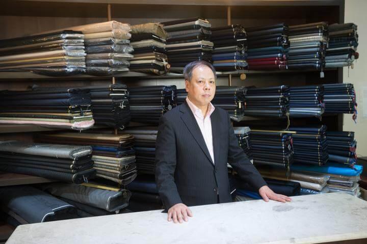 【香港裁縫 舉世聞名】— 資深裁縫 : 疫市下同業需相扶 亦需要你的支持