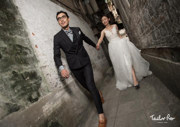 【Wedding show】— 本地裁縫獲邀於內地舉辦禮服秀