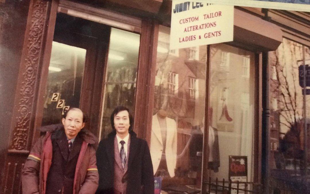 【TailorM尋人記】— 香港70年代第一位華爾街裁縫