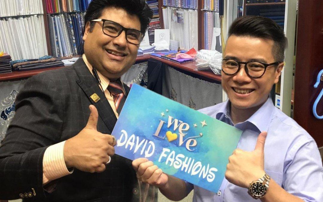 【一套西裝為你帶來什麼不同?】— David Fashion為你一一拆解