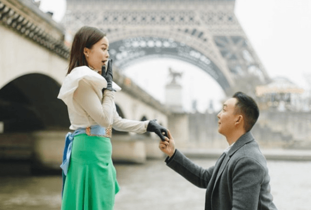 【結婚好破費?】— 禮服 , 戒指都可以省錢又獨特!