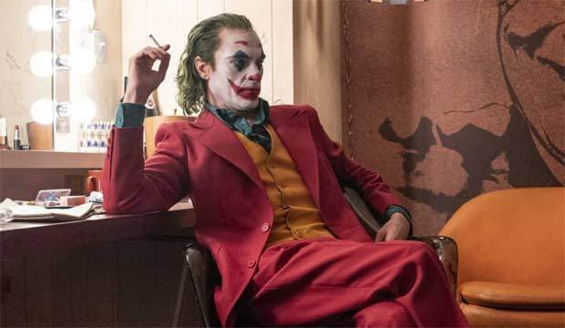 【Joker和他的西裝】 — 三件頭的魔法