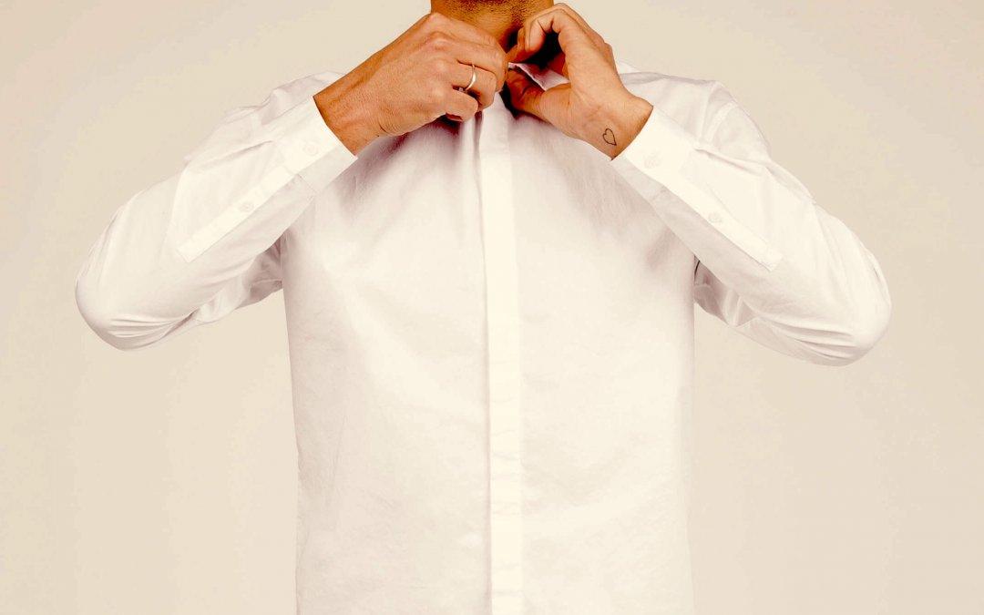 【三秒定律】呢件 裇衫 係人定係鬼,一眼就睇得出