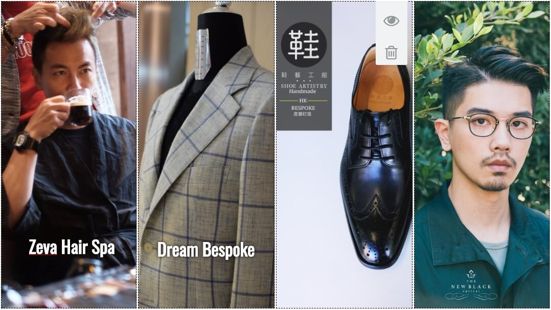 【送你HK$19,500】新年 !!Dream Bespoke型男の改造!