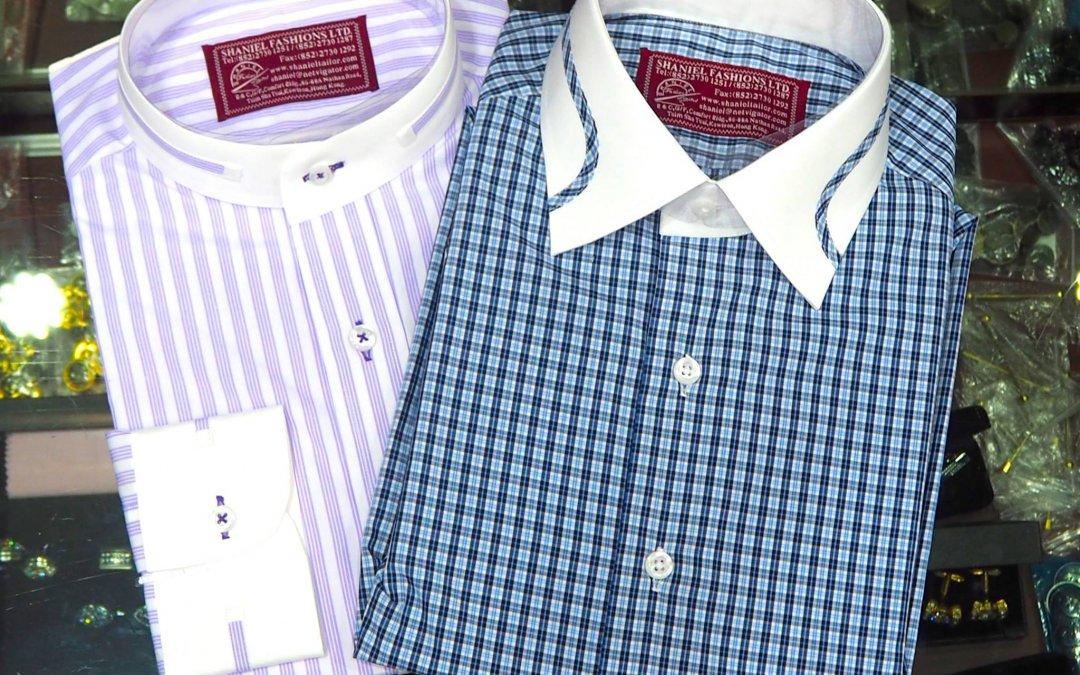 【恤衫優惠】度身訂造返工恤衫HK$899三件!