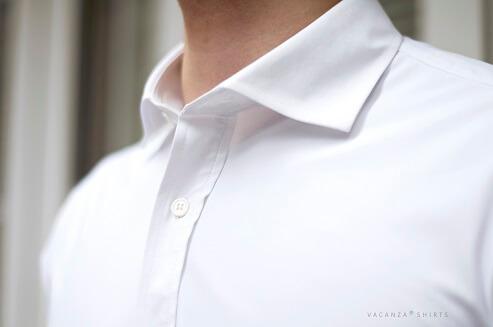 【 唔係嗎 】   恤衫越易皺 ,用料越上乘?