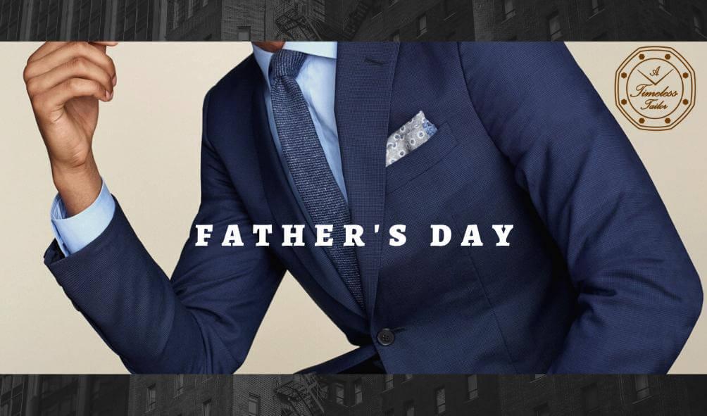 【父親節獻禮】— 自己買西裝平左之餘仲可以回饋父親?